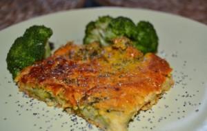 Frittata Vegan con broccoli e carote