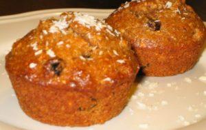 Muffin Farro e Cocco