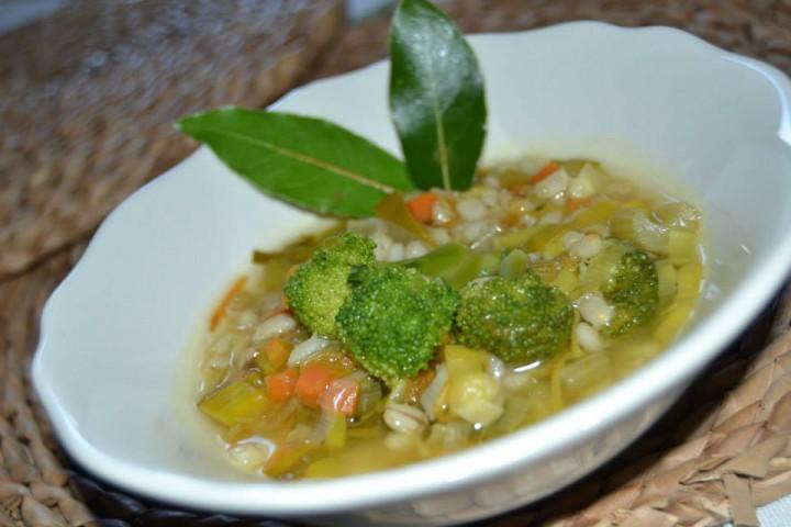 Zuppa di Orzo