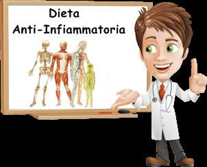 Dieta anti-infiammatoria per la prevenzione del cancro
