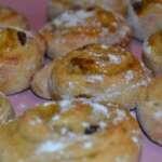 Girelle di Pasta Madre e Arancia