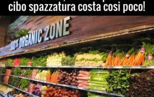 Non chiederti perché il cibo sano costa di più…