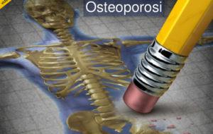 La menopausa non è una malattia e l'osteoporosi non è compatibile con l'età!
