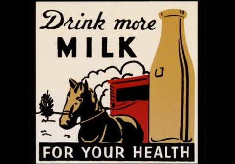Bevete più latte…