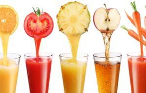 Frutta e verdura: berle o mangiarle?