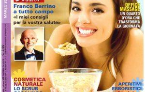 """Franco Berrino a tutto campo su """"L'altra medicina magazine"""" di marzo…"""