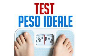 Verifica il tuo peso ideale! Sei in sovrappeso? Alcune strategie per dimagrire…