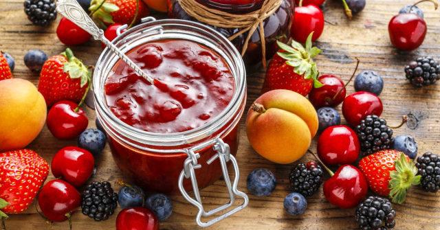 Marmellate, Confetture, Composte e rischio botulino