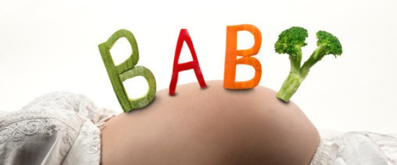Alimentazione in gravidanza? Tonificare e nutrire…