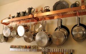 Le pentole giuste in cucina