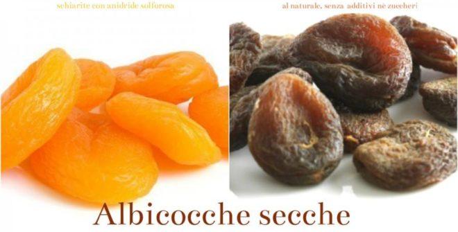 Sapete riconoscere la frutta essiccata?