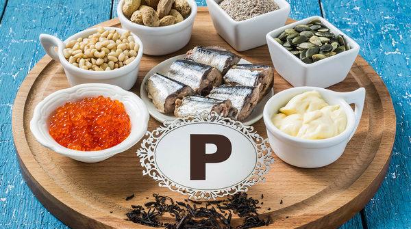 Il fosforo… essenziale per la vita!