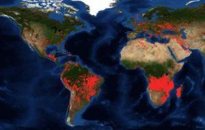 Vi interessa sapere perché la terra brucia?