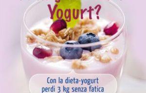 Dimagrire con lo Yogurt? E' possibile?