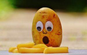 Le patate sono bombe inesplose!!!