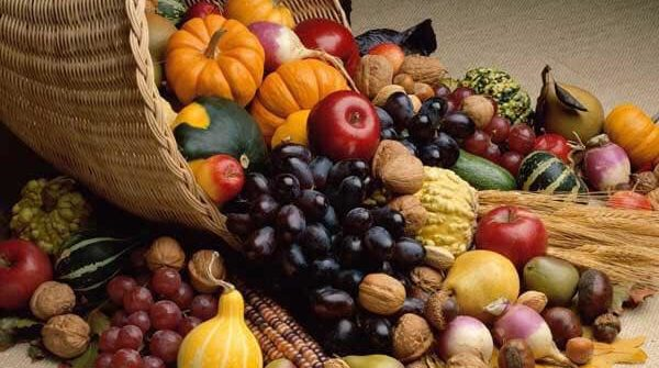 Il cibo di ottobre. Come cambiare alimentazione per non incorrere nei malanni di stagione?