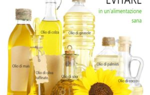 Gli oli raffinati sarebbero da evitare in un'alimentazione sana