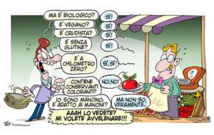 Dall'equilibrio all'ortoressia il passo è breve… ma la macrobiotica è vegana?