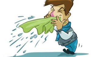 Problemi di muco? Il rimedio è?… Drenare e disinfiammare!