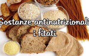 Fitati. Antinutrizionali?