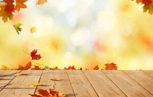In autunno impariamo a lasciare andare… facendo attenzione alle rigidità