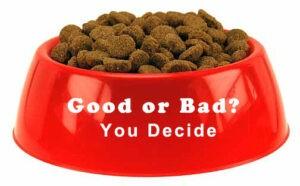 cibo cane buono o cattivo tu lo decidi