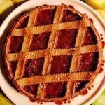 Crostata farro e mandorle